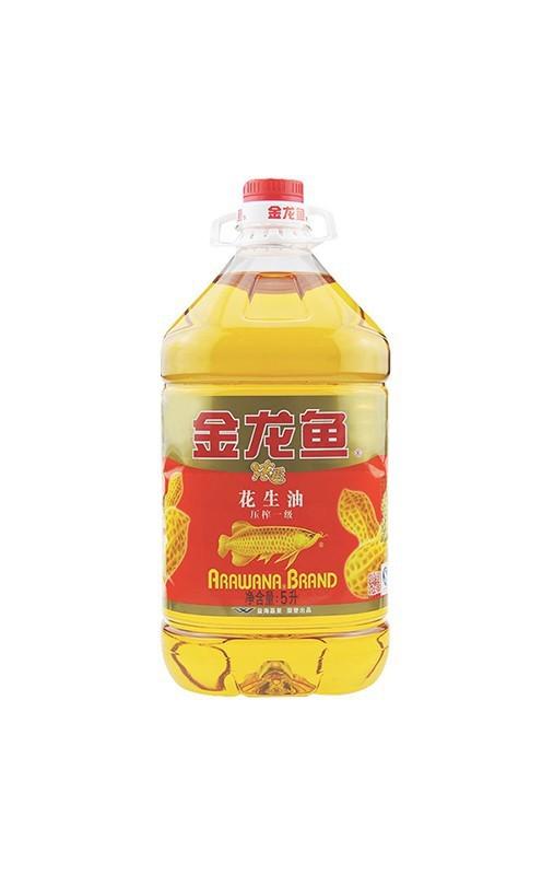 金龙鱼花生油