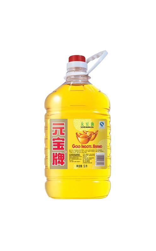 元宝大豆油